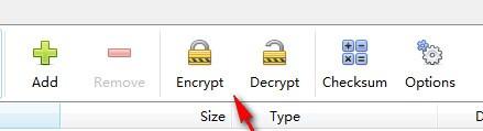 电脑隐私加密软件(Encrypt Care) v4.2 免费版