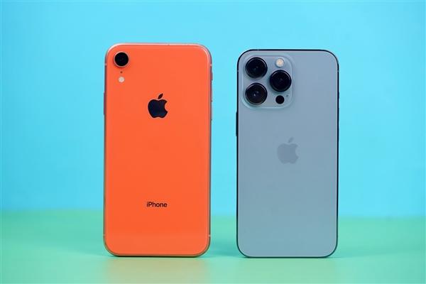 曝iPhone 14将改用QLC内存,外观等都有大改变