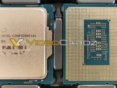 Intel12代酷睿7nm实物图片曝光