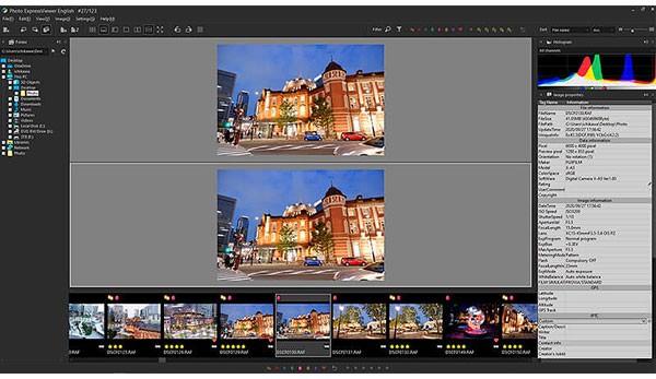 SILKYPIX Photo ExpressViewer