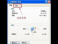 WinXP怎么进行IP地址的查看?WinXP查看电脑IP地址的具体方法